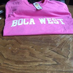 Tops - New With Tags - BOCA West pink Tee